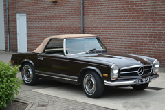 Mercedes 280SL 1968