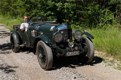8Ltr. Bentley Open Tourer 1931