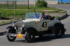 Ford model A tourer 1931