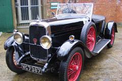 Alvis 12/60 1931