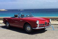 Alfa Romeo Spider 2600 1962