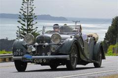 Alvis Speed 25 1939