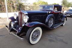 Auburn V12 Convertible 1932