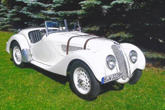 BMW 328 roadster 1937