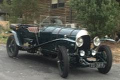 Bentley 3/4,5 l 1924