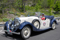 Bentley  3.5 ltr. 1935