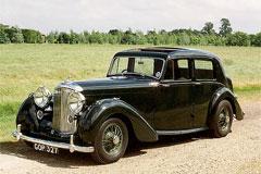Bentley MK V 1946