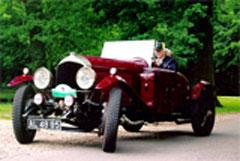 Bentley 3/4,5 liter 1924