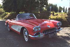 Corvette 1958