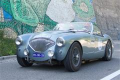 Austin Healey 100-4 1954