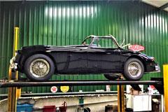 Jaguar XK150DHC 1959