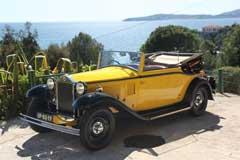 Lancia Artena 1933