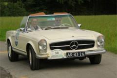 Mercedes 280 sl 1970