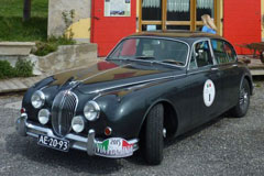 Jaguar Mark II 1961