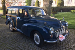 Morris Minor 1000 Traveller 1969