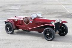 Lancia Lambda Casaro MM Spider 1928