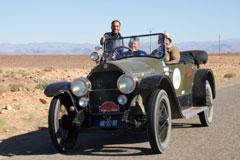 Stutz 6l Open tourer 1921
