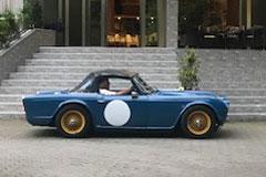 Triumph TR 4 1964