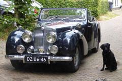 Triump Roadster 1949