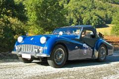 Triumph TR3 A 1958