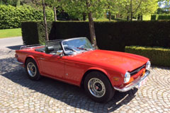 Triumph TR6 1966