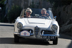Alfa Romeo Giulia 1600 Spider 1962
