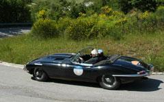 Janguar E-type 1964