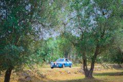 driving corsica lancia Fulvia zagato