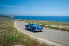 driving in Corsica mercedes