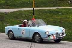 Giulietta Spider Veloce 1960