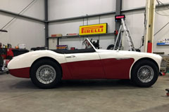 Austin Healey 3000 Mk I 1960