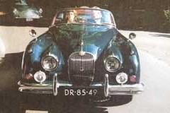 Jaguar XK150 DHC 1958