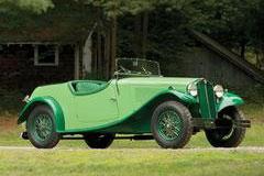 Lancia Augusta 1934