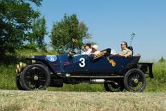 Lancia Theta 1914