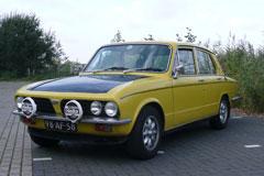 Triumph Dolomite 1850 HL 1973